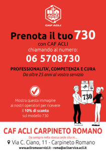 CAF ACLI Carpineto Romano