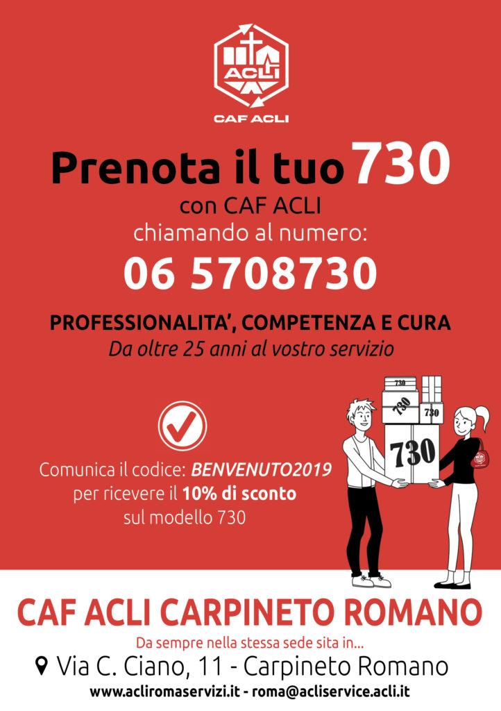 CAF-ACLI-Carpineto-Romano